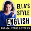 Learn English with Phrasal Verbs - Ella's Style English artwork