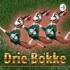 Drie Bokke, A Ball & BlitzBOD artwork