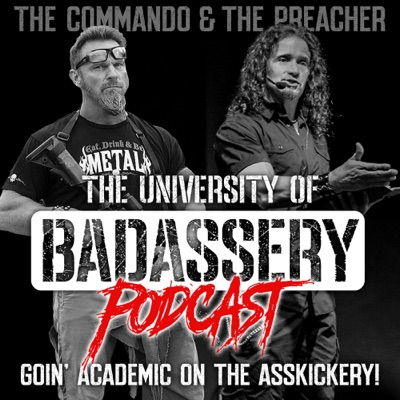 The University of Badassery Podcast:C. J. Ortiz & Pat McNamara