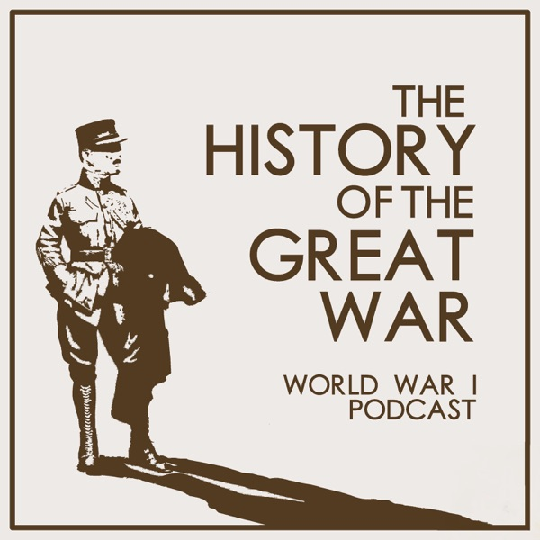 History Of The Great War banner backdrop