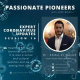 Expert Coronavirus Updates with Dr. Abdul El-Sayed | Session 16