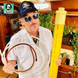 Living Off-Grid for Months at Sea: Hydroponics, Solar, Wind, and Gardening on a Sailboat with Rick Moore