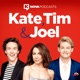 Kate, Tim and Joel