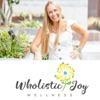 The Wholistic Joy Podcast: self-reflection on the go artwork