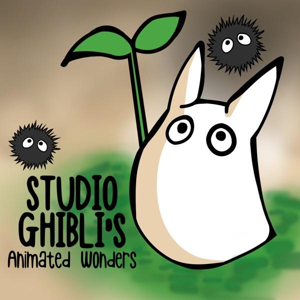 Studio Ghibli's Animated Wonders