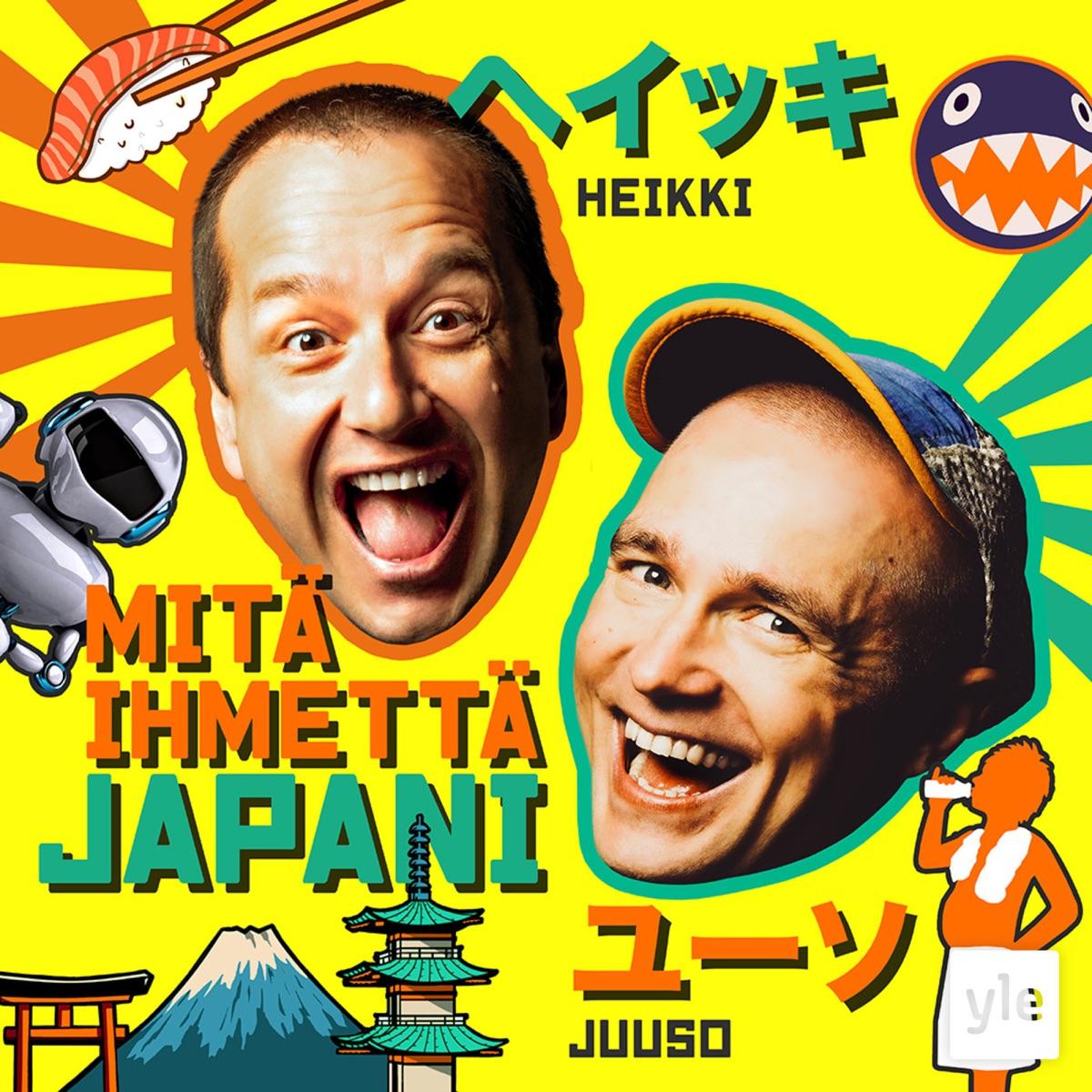 Mitä ihmettä, Japani?