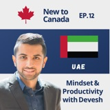 Mindset & Productivity | Devesh from United Arab Emirates
