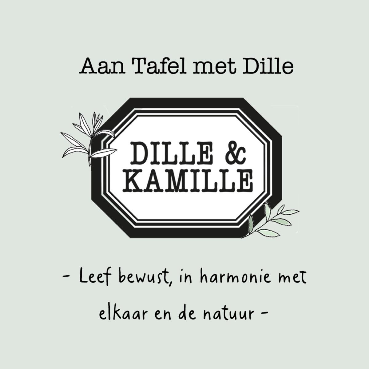 Aan tafel met Dille & Kamille