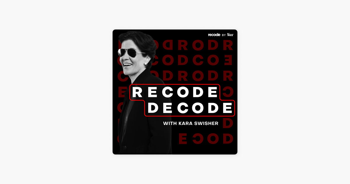 ‎Decoder with Nilay Patel: Recode Decode: David Plouffe on Apple Podcasts