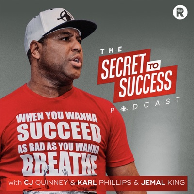 The Secret To Success with CJ, Karl, Jemal & Eric Thomas:The Resonance Network