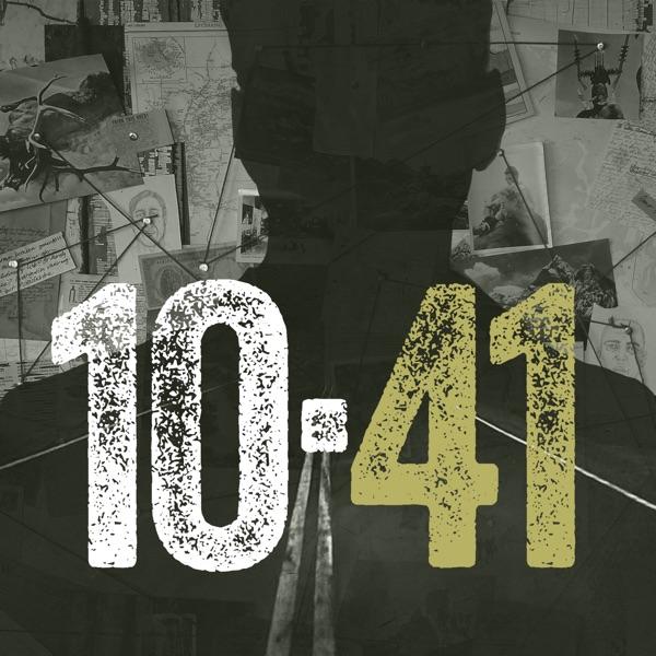 10-41 with Todd McComas artwork