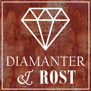 Diamanter och rost