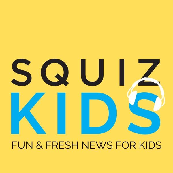 Squiz Kids Artwork