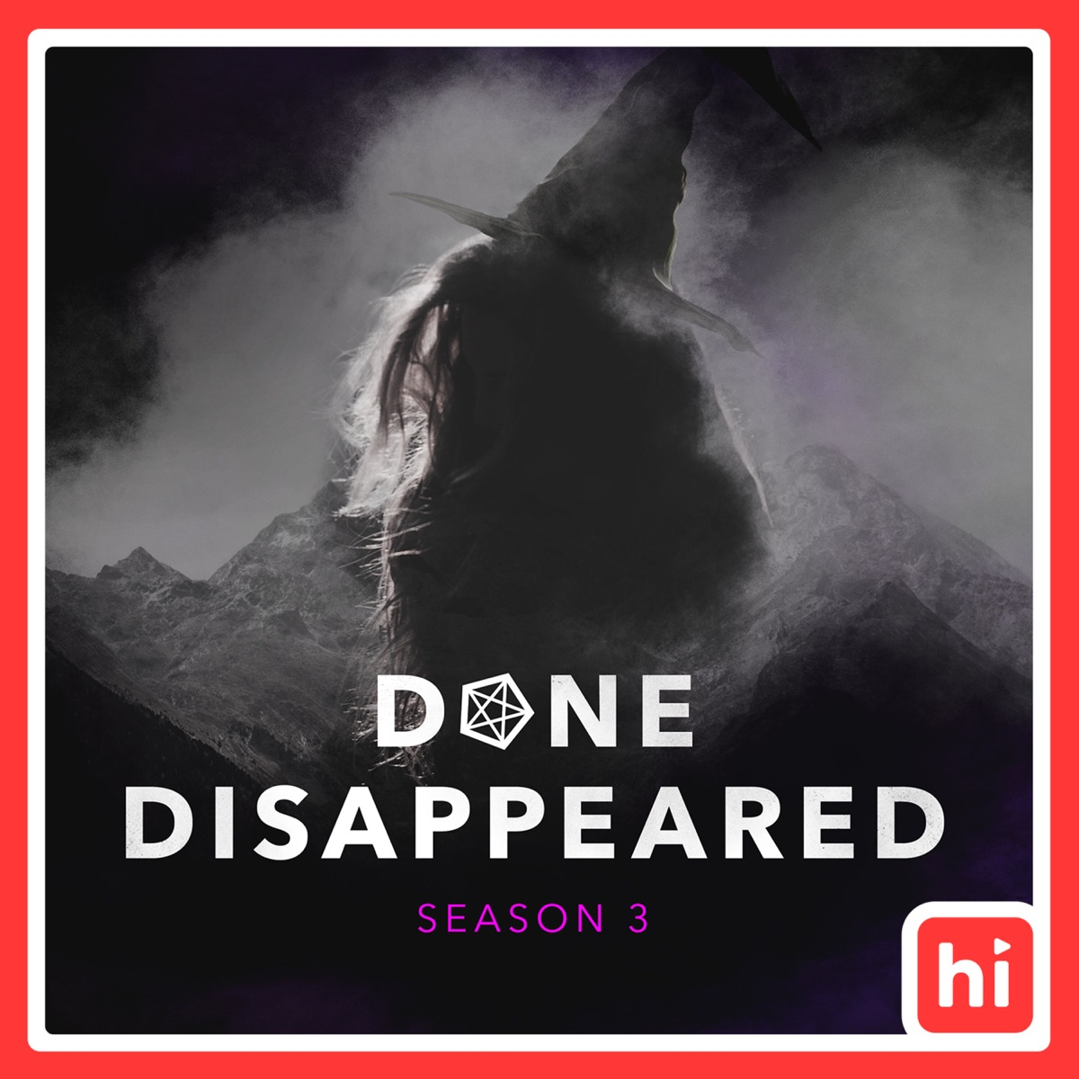 DONE DISAPPEARED