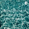 Bass fishing in Georgia by jimmy jacobs artwork