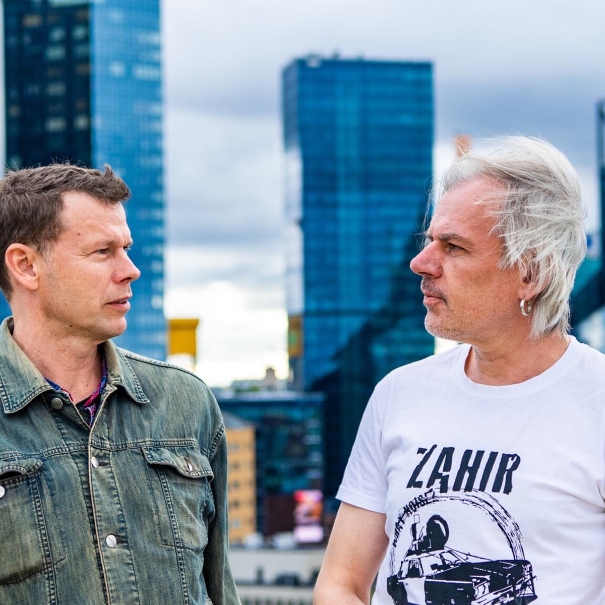 Nädal muusikas 09.12.2020. Aivar Meos & Lennart Beat