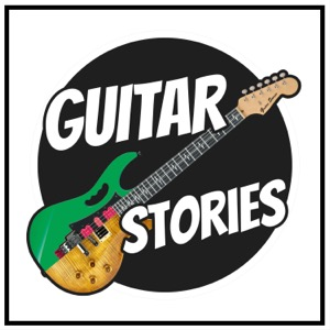 Guitar Stories Podcast - Your #1 show for everything guitar!