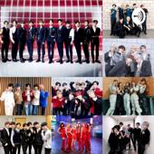 K-POP and C-pop Music