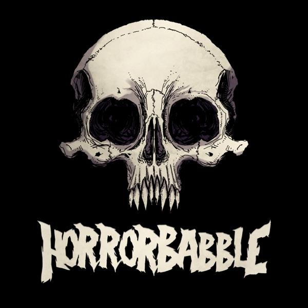The HorrorBabble Podcast Artwork