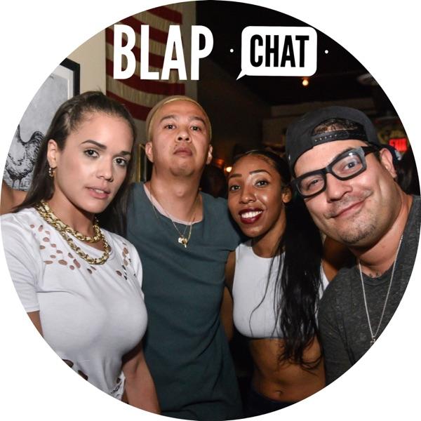 BlapChat banner backdrop