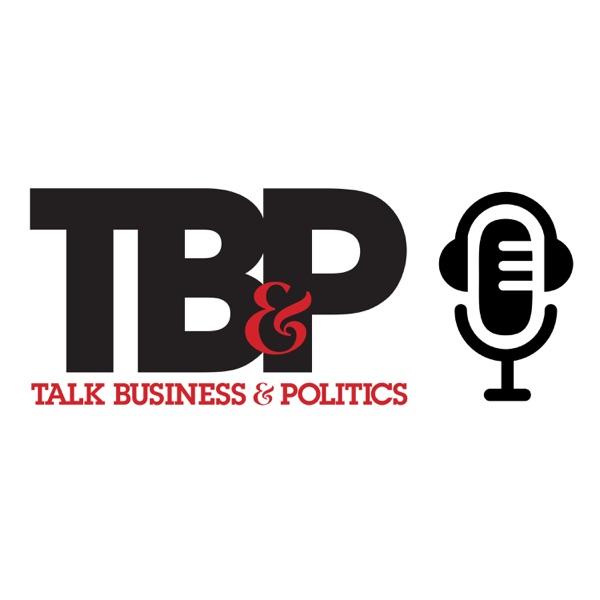 Talk Business and Politics Artwork