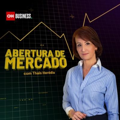 Abertura de Mercado:CNN Brasil  Business
