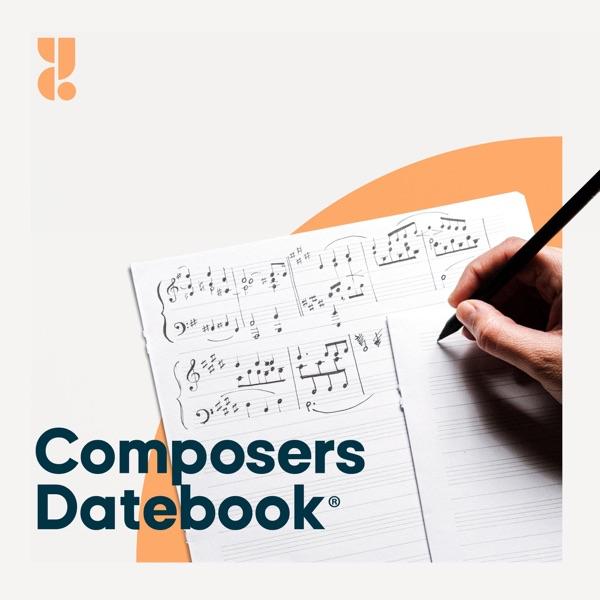 Composers Datebook Artwork