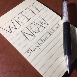 Write Now: Storytellers Podcast