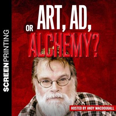 Screen Printing: Art, Ad, or Alchemy