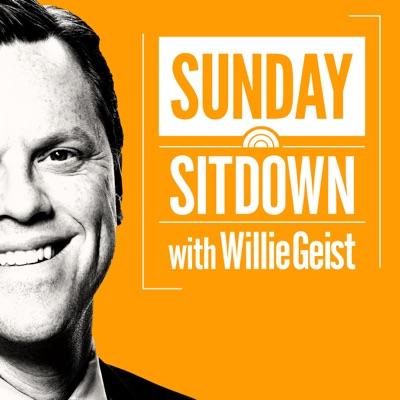Sunday Sitdown with Willie Geist:Willie Geist, Sunday TODAY