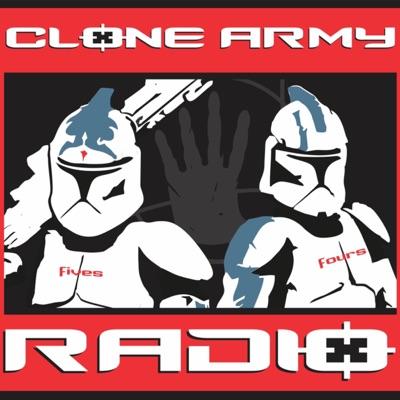 Clone Army Radio: A Star Wars Podcast