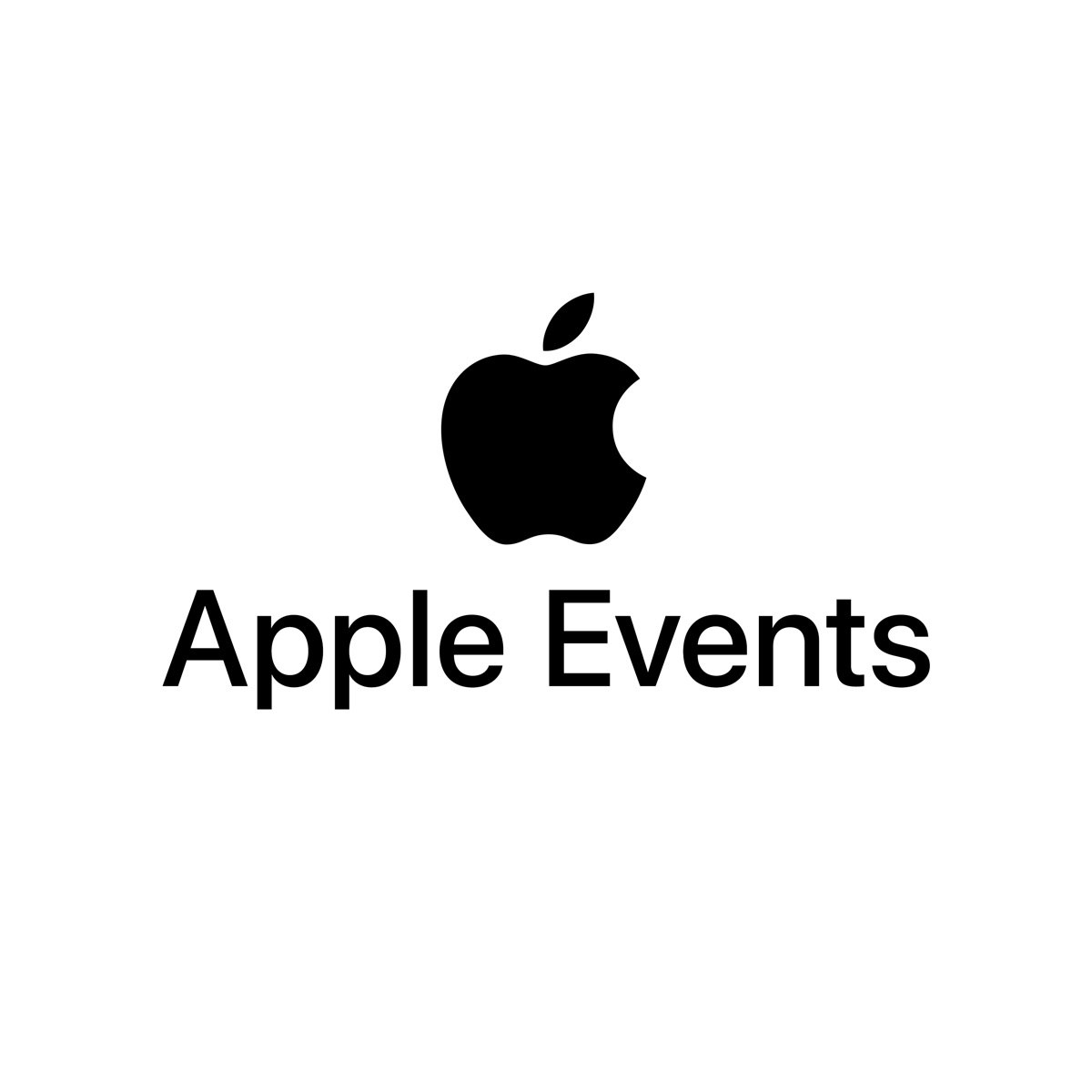 Apple Events (video)