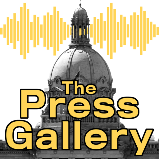 Cover image of The Press Gallery: Inside Alberta politics