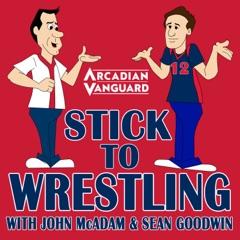 Stick To Wrestling with John McAdam