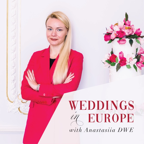 Weddings in Europe with Anastasiia DWE Artwork
