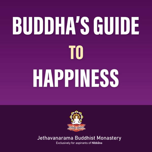 Buddha's guide to Happiness Artwork