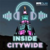 Inside Citywide artwork