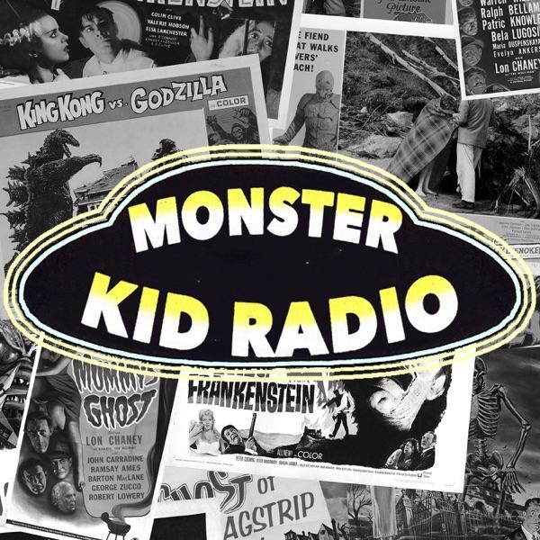 Monster Kid Radio Artwork