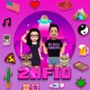 2 Hoes Figuring It Out artwork