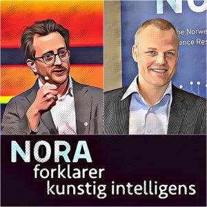 NORA forklarer kunstig intelligens