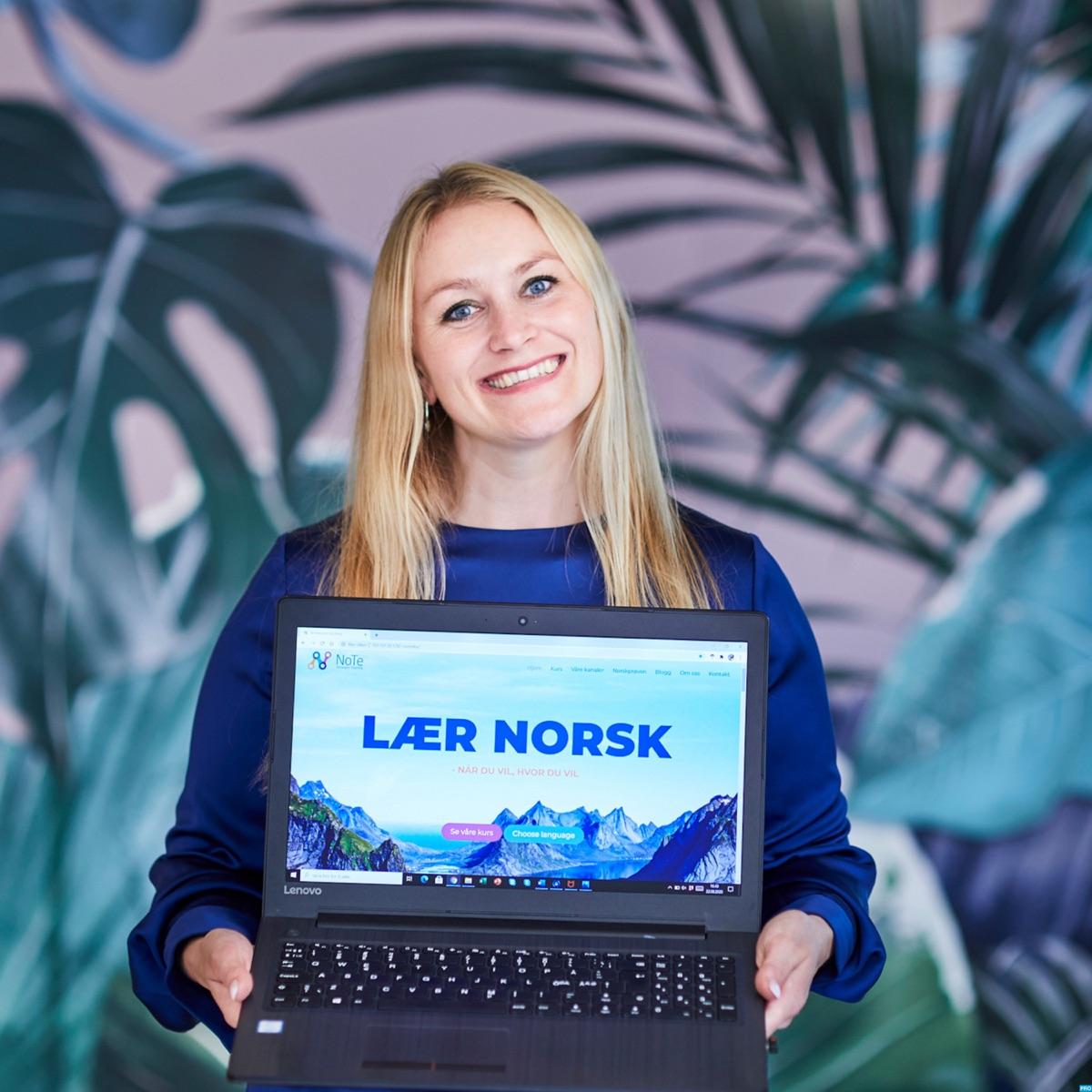 Norsklærer Karense