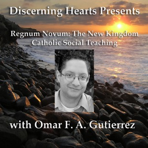 Deacon Omar F. A. Gutierrez - Discerning Hearts Catholic Podcasts