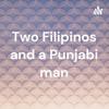 Two Filipinos and a Punjabi man artwork