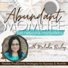 Abundant MomLife for Network Marketers Show - Christian Network Marketing Productivity Strategies for Moms in Direct Sales, MLM artwork