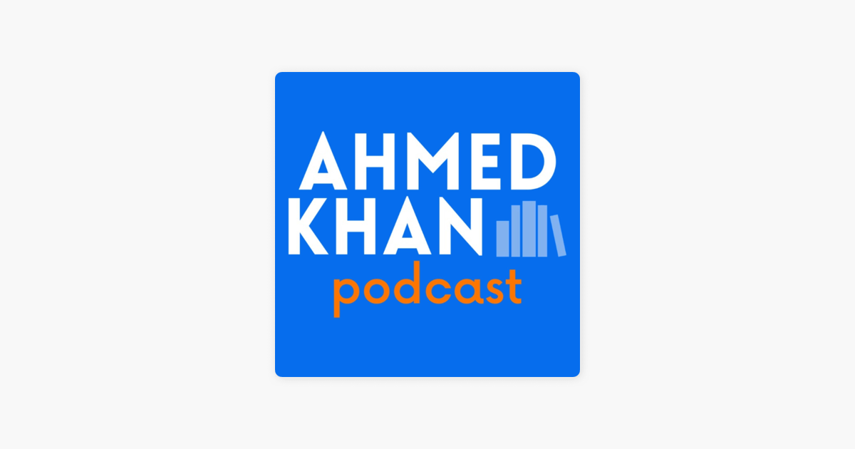Ahmed Khan Podcast: Preventing Suicide with Dr. Rania Awaad
