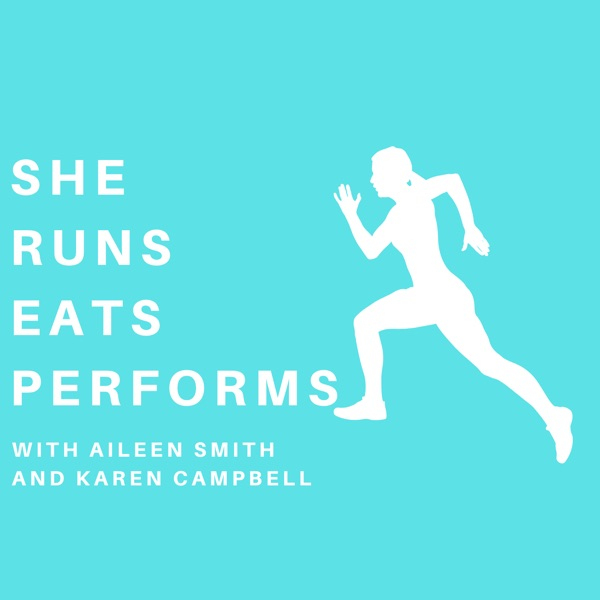 She Runs Eats Performs Artwork