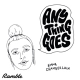 Image of Anything Goes with Emma Chamberlain podcast