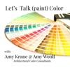 Let's Talk (paint) Color artwork