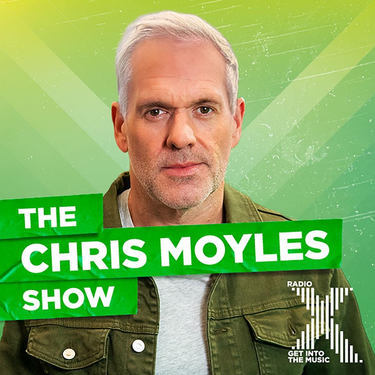 The Chris Moyles Show on Radio X Podcast