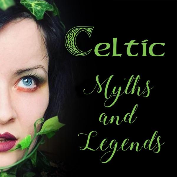 Celtic Myths and Legends Podcast banner backdrop